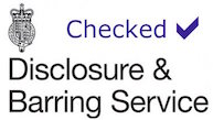 Disclosure and Barring Service Checked